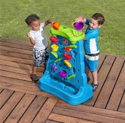 TARGET: Step2 Waterfall Discovery Wall $35.99