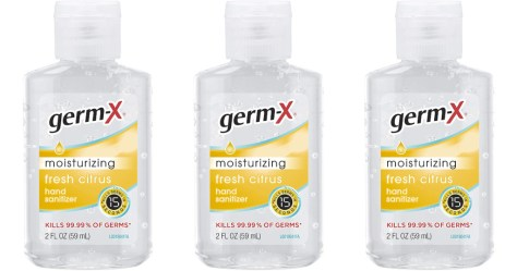 Germ-X Hand Sanitizer In Stock on Walgreens.com
