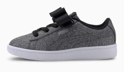 PUMA: Vikky v2 Ribbon Glitz Little Kids' Shoes $20.99 (Reg $50.00)