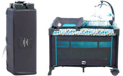 AMAZON: Portable Playard with Mattress & Changing Station ONLY $74 + FREE Shipping (Reg $149)