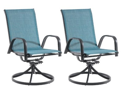KOHL'S: Sonoma Swivel Chair Set ONLY $118.99 + FREE Shipping + $20 Kohl's Cash (Reg $330)