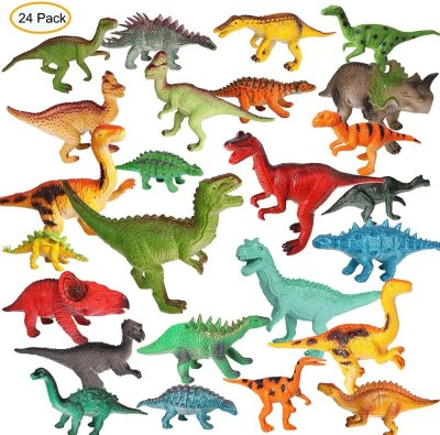 AMAZON: 24 Pcs Dinosaurs Toy, 56% off with code 56LF5567