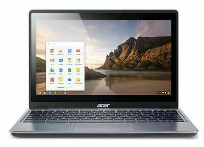 "eBay: Acer Chromebook C720-2103 11.6"" 16GB Intel Celeron, 1.40GHz, 2GB Notebook Gray $89.99"