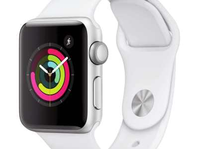 Walmart: Apple Watch Series 3 GPS – 38mm – Sport Band For $179 (Was $279)