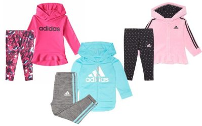 KOHL'S: Adidas Kids 2-Piece Sets Up to 60% OFF – Starting at $19.20 (Reg $48)
