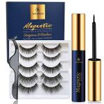 AMAZON: Arishine Magnetic Eyelashes with Eyeliner, JUST $24.99 (REG $56.99)