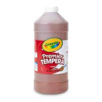 Michaels: Crayola® Premier Tempera Paint, 32oz. For $9.97 (Was $16)