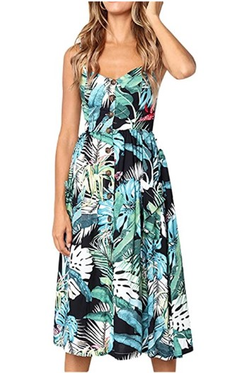 AMAZON: Women Summer Casual Dresses $8.00 WITH CODE 60WVSP7J