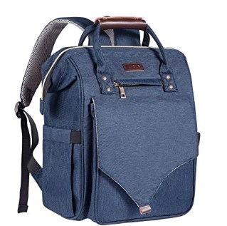 AMAZON: Diaper Bag Backpack 50% Off W/Code
