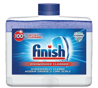 AMAZON: Finish Dual Action Dishwasher Cleaner: Fight Grease & Limescale, Fresh, 8.45oz – PRICE DROP!