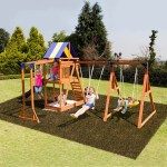 WALMART: Sportspower Grand Mesa Wooden Swing Set $600.00
