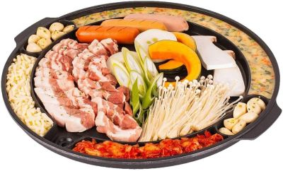 AMAZON: Master Grill Pan, Korean Traditional BBQ Grill Pan – PRICE DROP!