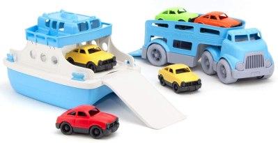 WALMART: Green Toys Ferry Boat & Car Carrier Set Only $30.10 (Reg. $45)