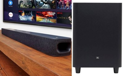 Best Buy: JBL Link Bar Soundbar + JBL Wireless Subwoofer JUST $199 + FREE Shipping