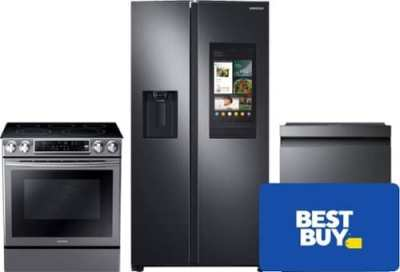 Best Buy: July Appliances Sale! 40% off