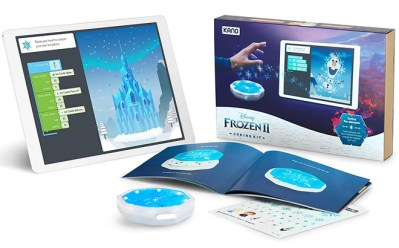 AMAZON: Kano Disney Frozen 2 Coding Kit Awaken The Elements, JUST $33.27 (REG $79.99)