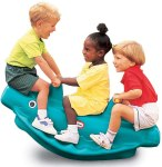 AMAZON: Little Tikes Classic Whale 3-Rider Teeter Totter Only $53.16 (Reg. $112)
