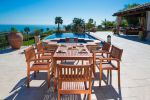 WALMART: Malibu Outdoor 7-piece Wood Patio Dining Set with Stacking Chairs $543.69 (REG. $1,074.27)
