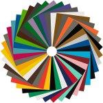 AMAZON: Permanent Adhesive Backed Matte Vinyl Sheets – PRICE DROP!
