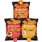 AMAZON: Popchips Ridges Potato Chips Variety Pack, Single Serve 0.8 Ounce Bags (Pack of 30) $8.82