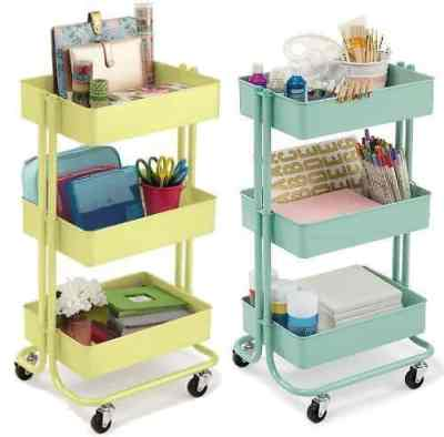 Michaels: Recollections 3-Tier Rolling Carts For $29.99 + Store Pickup!