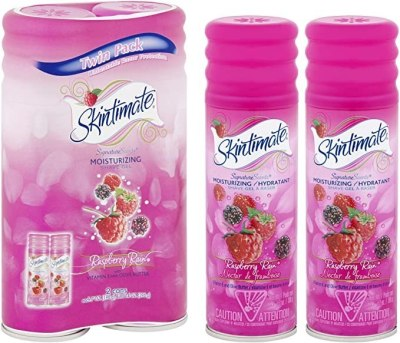 AMAZON: Skintimate PX-564 Raspberry Rain Shave Gel (Twin Pack) $4.21 ($7.49) Shipped!