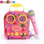 AMAZON: Bluetooth Speaker Children's Karaoke Speaker Portable Microphone Beach Handbag $21.5 ($50) AMAZON: Bluetooth Speaker Children's Karaoke Speaker Portable Microphone Beach Handbag $21.5 ($50)