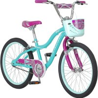 AMAZON: Schwinn Elm Girls Bike for Toddlers and Kids, 20-Inch Wheels