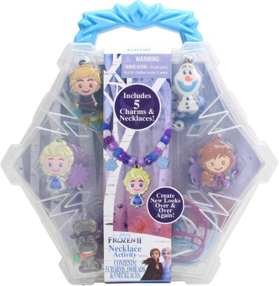 AMAZON: Tara Toys Frozen 2 Necklace Activity Set, JUST $7.91 (REG $12.99)