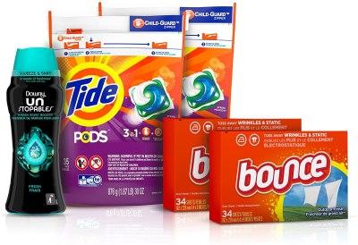 AMAZON: Tide Pods Laundry Detergent Pacs Bundle, Clip Coupon