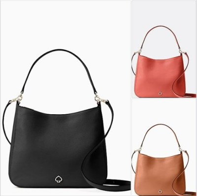 Kate Spade: Kailee medium double compartment shoulder, Just $89.00 (Reg $399.00)