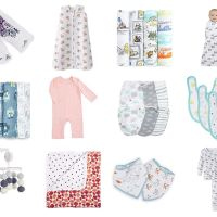 AMAZON: Sleeping bags, bodysuits, bibs, cribs sheets and more! Code 50JUNEMOMMY to SAVE!