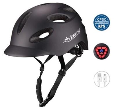 Amazon: EyeGlow Adult Bike Helmet For $25.99 (Reg. $51.99)