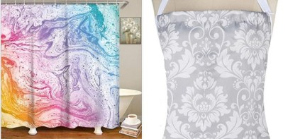 Amazon: Aprons And Shower Curtains, Just $6.49-14.99 after code!