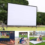 Amazon: 60 Inch Projector Screen, Just $10.99 ( Reg. Price $54.95 )