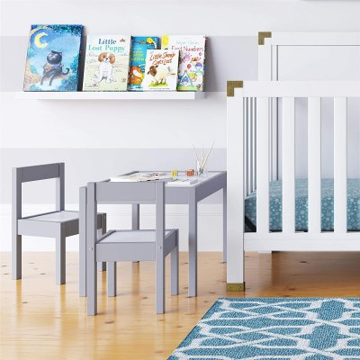 Amazon: Baby Relax Hunter 3 Piece Kiddy Table and Chair Set, Just $33.44 ( Reg. Price $37.76 )