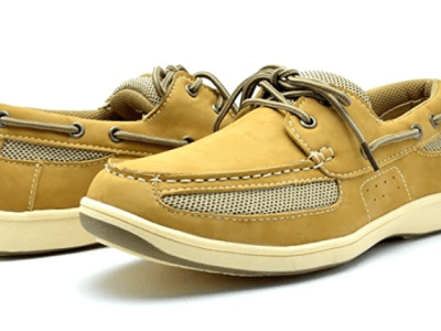 Amazon: Mens Boat Shoes - 73% Off