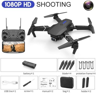 Amazon: Multifunctional Quadcopter Fixed Height Drone , Just $53.41 ( Reg. Price $267.05 )