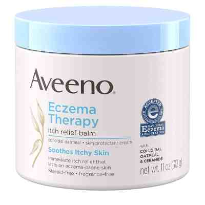 Amazon: Aveeno Eczema Therapy Itch Relief Balm, Just $12.52 with Coupon and Sub&Save!