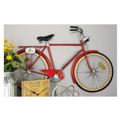 Target: Metal Bicycle Decorative Wall Art 24 X 39 For $53.99 (Reg. $59.99) + Free Shipping