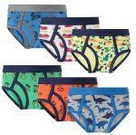 Amazon: Sladatona Boys Briefs Soft Cotton Underwear $5.40-$5.70