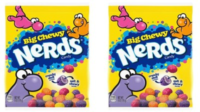 Amazon: Nerds Big Chewy Candy 12-Pack JUST $9 (Only 75¢ per Pack!)