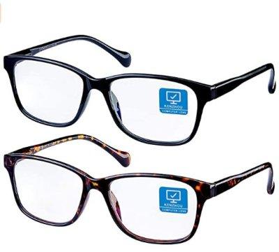 Amazon: Blue Light Blocking Glasses 2 pack for $1.93 (Reg. Price $19.89)