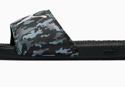 Puma: Puma Cool Cat Rainbow Slides JR For $7.99 (Reg $25.00)