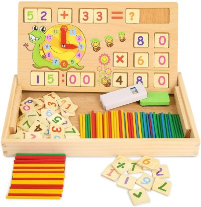 Amazon: 51% OFF on Educational Counting Toys For Toddlers