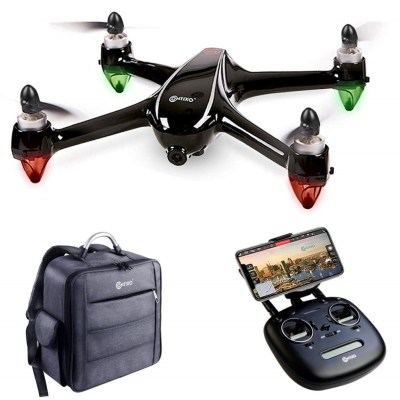 Walmart: Conixo F18 Drone With 2K HD WiFi Camera Live Video Streaming For $169.99