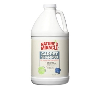 Amazon: Deep Cleaning Pet Stain and Odor Carpet Shampoo for $4.92 Shipped! (Reg. Price $14.99)