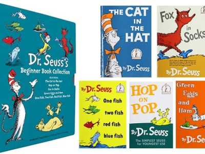 Amazon: Dr. Seuss's Beginner Book Collection for ONLY $26.93 + FREE Shipping (Reg $50)