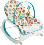 Amazon: Fisher-Price Infant-to-Toddler Rocker for $33.99 (Reg. Price $44.99)
