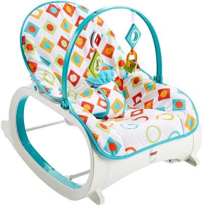 Amazon: Fisher-Price Infant-to-Toddler Rocker for $33.99 (Reg. Price $44.99)